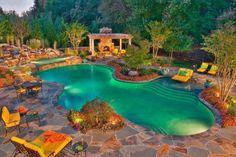 Pool Idea...LOVE