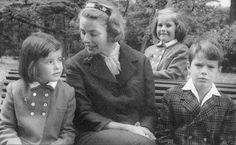 Isabella Rossellini Ingrid Bergman Ingrid Rossellini Robertino Rossellini