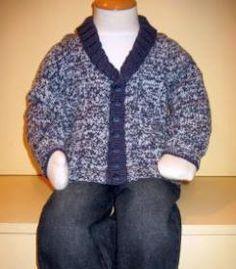 Child's Shawl Collar Jacket