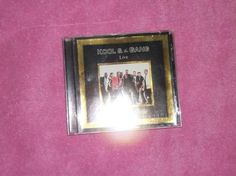 KOOL & THE GANG LIVE - Forever Gold , Free Shipping