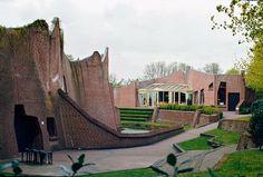 Museum voor Figuratieve Kunst / de Buitenplaats - Museum of Figurative Art ( Alberts & Van Huut ) - The Netherlands