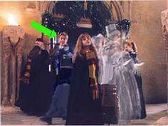 Derek Hough in Harry Potter. #daymade