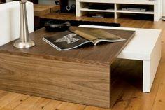 modern coffee table designs wood