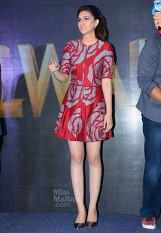 kriti sanon in short frocks - Google Search
