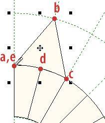 Drawing PatchDraw Arcs