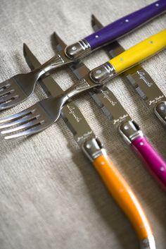Luxurious Laguiole cutlery - 24 pce $399.00