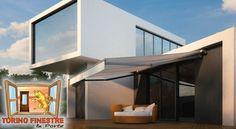 Tende da Sole a Bracci su Barra Quadra modello Adriatica Torino, Loft, Outdoor Decor, Home Decor, Decoration Home, Room Decor, Lofts, Home Interior Design, Attic Rooms