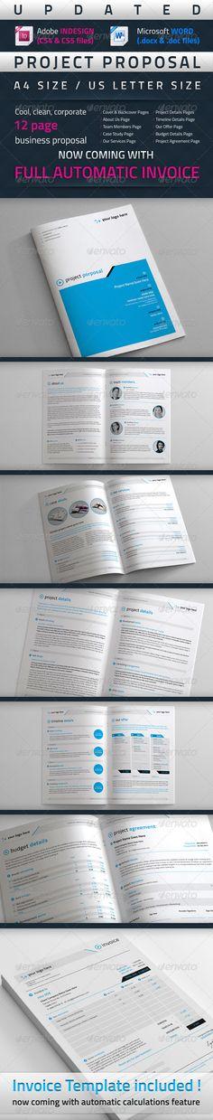 Web Design Proposal Template Templates Pinterest Proposal - microsoft proposal templates