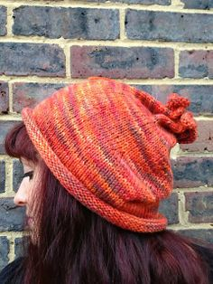 A Stash Addict Blog: Free Pattern - Autumn Curl Slouch