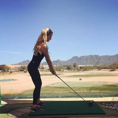It is incredible what number of golfers fail to spend some time to do some basic golf putt practice. How many times maybe you have hit the green by Girls Golf, Ladies Golf, Sexy Golf, Golf R, Disc Golf, Golf Videos, Golf Putting, Putting Tips, Golf Instruction