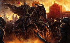 War in Hell by ~eronzki999 on deviantART