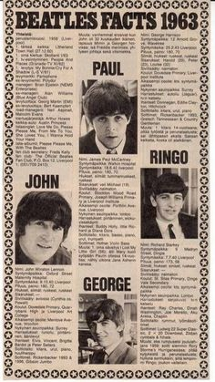 Fact George is the most gorgeous. Beatles Love, Les Beatles, Beatles Art, Beatles Photos, Beatles Poster, John Lennon, Emo Bands, Rock Bands, Rock N Roll