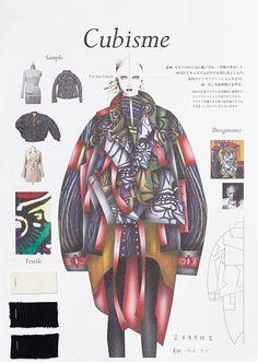 HEP OFC -Original Fashion Contest- 公式サイト #fashionsketchbook,