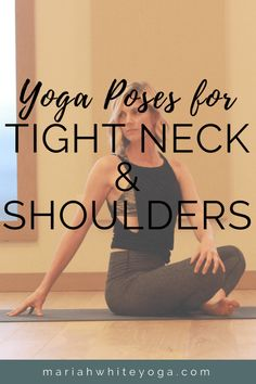 Yoga poses offer numerous benefits to anyone who performs them. There are basic yoga poses and more advanced yoga poses. Here are four advanced yoga poses to get you moving. Tight Neck, Tight Shoulders, Tight Hips, Yoga Moves, Yoga Exercises, Pranayama, Asana, Chakras, Advanced Yoga