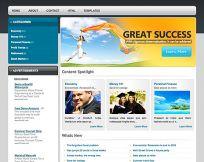 Triumph WordPress Theme