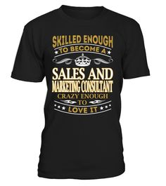 Sales And Marketing Consultant - Skilled Enough To Become #SalesAndMarketingConsultant