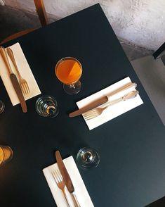 Tablescape at Le Bon Berlin