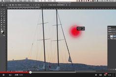 Retouching Gradient Skies – Photoshop Video Tutorial