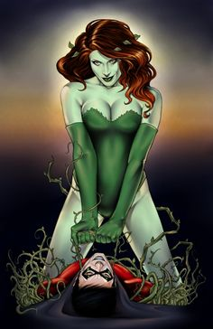 Poison Ivy by ~MDiPascale