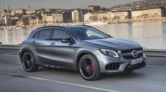 Auto magazin Srbija Mercedes GLA 45 AMG Budimpešta