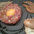 Mood Food - steak tartare