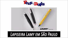 Lapiseira Lamy em São Paulo - Pens and Dolls