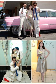 No Look do Dia eu mostro meu look de Noiva retrô em Las Vegas. A roupa que usei no meu novo casamento em Las Vegas. Achadinhos em liquidação.