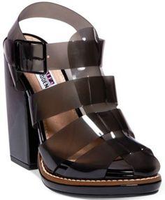 Steve Madden by Iggy Azalea Hi-Top  Caged Platform Dress Sandals   macys.com