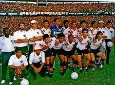 João Marcelo no Vitória - 1993.