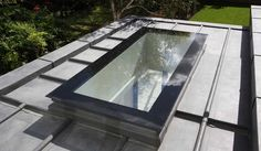 Structural Glass Roof Light Designs – IQ Glass News House Roof Design, Glass Extension, Roof Extension, Extension Ideas, Skylight Window, Aluminium Windows And Doors, Corrugated Roofing, Roof Lantern, Wood Cladding