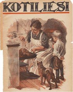 Kotiliesi nro 1 - 1922