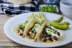 tofu tacos! must try!