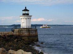 Bug Lighthouse, Portland, Maine