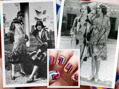 1930's manicure