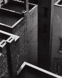 Paul Strand, The Court, New York (1924)