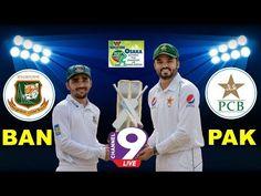 🔴 Pakistan Vs Bangladesh Test Live Channel 9 Live Bangladesh Vs Pakistan Test 2020 Live Cricket Live Walton presents Osaka Batteries Cup Bangladesh Vs Pa. Pakistan Bangladesh, Pakistan Tv, Live Cricket Channels, Sports Live Cricket, Shoaib Malik, Tv Live Online, National Stadium, Sporting Live