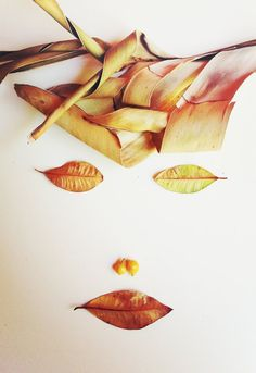 Leaf Portraits