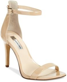 Inc International Concepts Women's Roriee Two-Piece Sandals, Only at Macy's - Tan/Beige 6.5 W