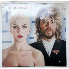 Eurythmics - Revenge (LP, Album) 1986