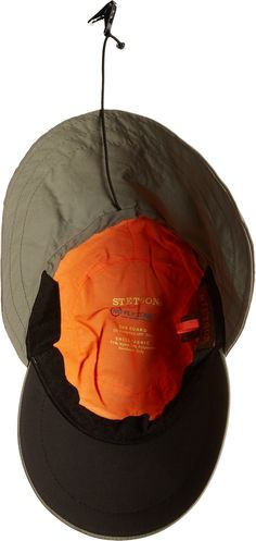 Stetson Mens No Fly Zone Flap Cap Willow SM MD   Continue to the product at  the image link.(It is Amazon affiliate link)  RedHatIdeas 2887d0440920