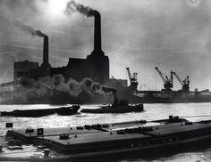 Battersea Power Station in #London as it was c.1937Permalien de l'image intégrée