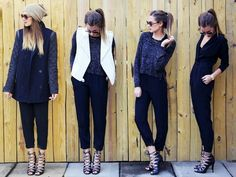 Ohhh classy fall outfits