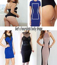 28bcc741fa Women Waist Shapewear Thong Tummy Control Body Shaper Cincher Underwear  Girdle Thongs High Waisted Wear Slimmer