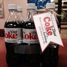 Diet Coke Crafts Coke Gift Ideas Easy Craft Diet Coke