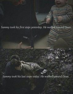 The Winchester brother feels physically hurt at times Supernatural Quotes, Supernatural Tv Show, Sherlock Quotes, Sherlock Holmes Benedict, Sherlock John, Benedict Cumberbatch, Winchester Brothers, Dean Winchester, Highschool Freshman