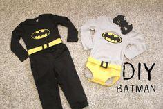 Fai dà Vieni tariffa per i bambini batman costume. Blog di cucito e fai da te.