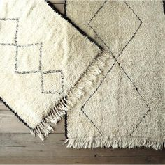 Found Moroccan Berber Rugs: Remodelista