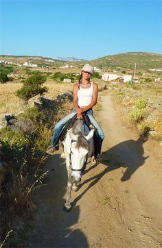 Horseback Riding on Naxos Island, Greece Naxos Greece, Us Sailing, Greece Travel, Stunning View, Greek Islands, Beach Fun, Horseback Riding, Ancient History, Adventure Travel