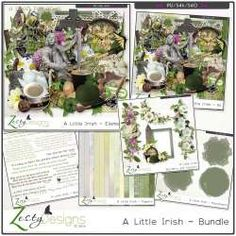 Collections :: A :: A Little Irish by Zesty Designs