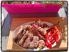 Grillet Bacon Spidskål Alle opskrifter er afprøvede og brugt af os selv. Nogle bruges tit og andre ikke. Nogle kunne børnene ikke eller vi har flyttet os smagsmæssigt.